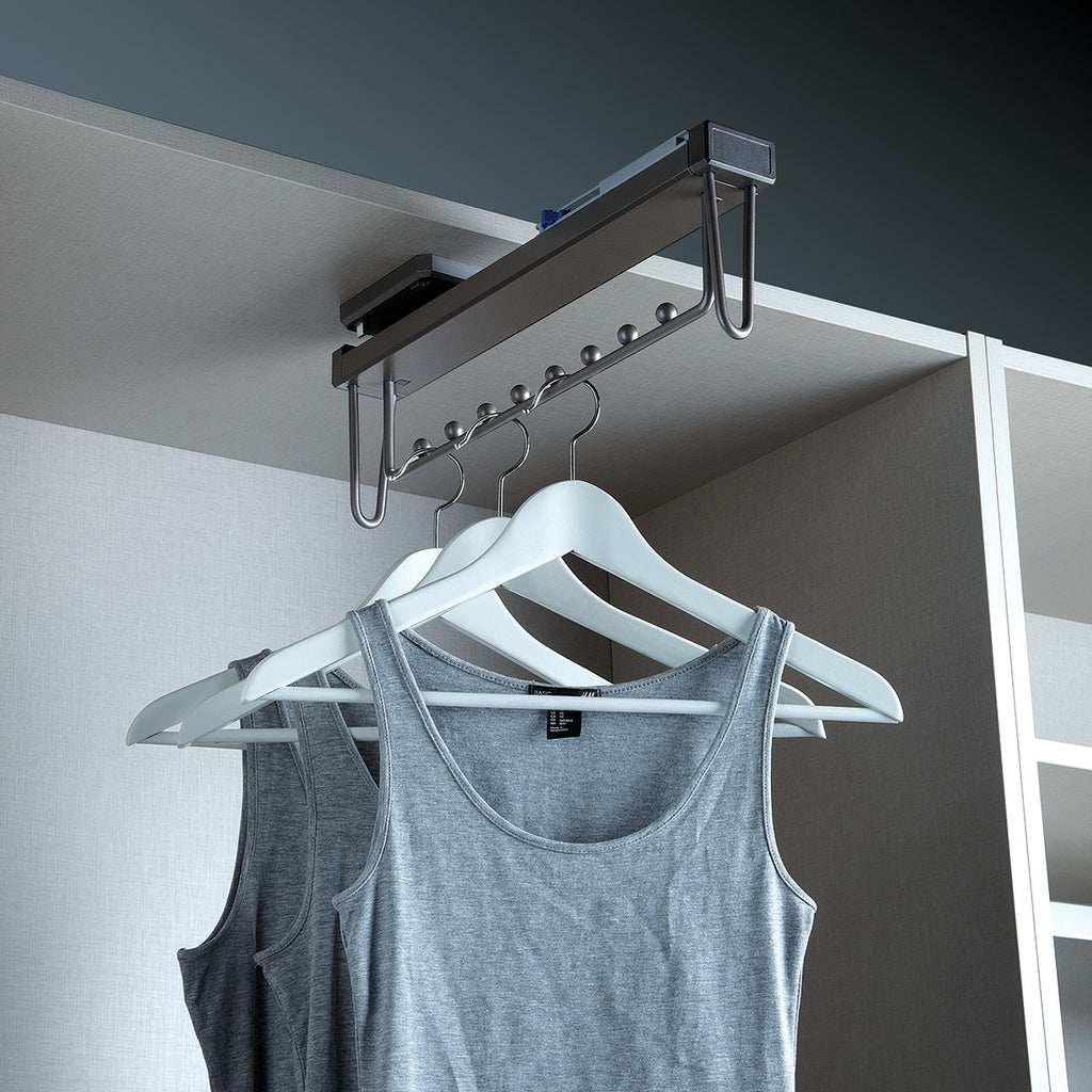 Pull Out Clothes Hanger — HäfeleHome Malaysia