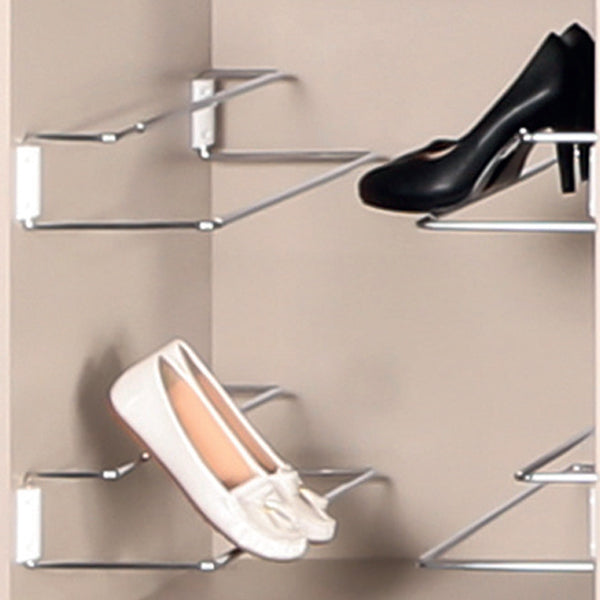 Side pull out shoes holder set
