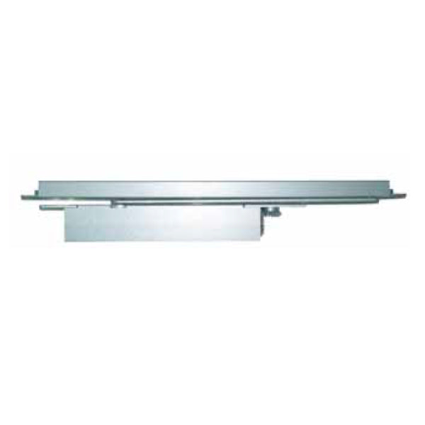 Door closer silv.col.