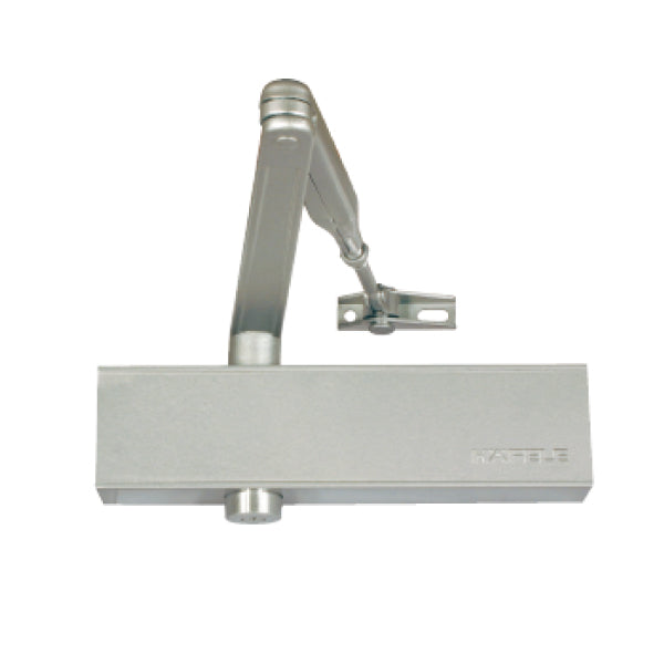 DOOR CLOSER DCL51 INC STD ARM DA SIL