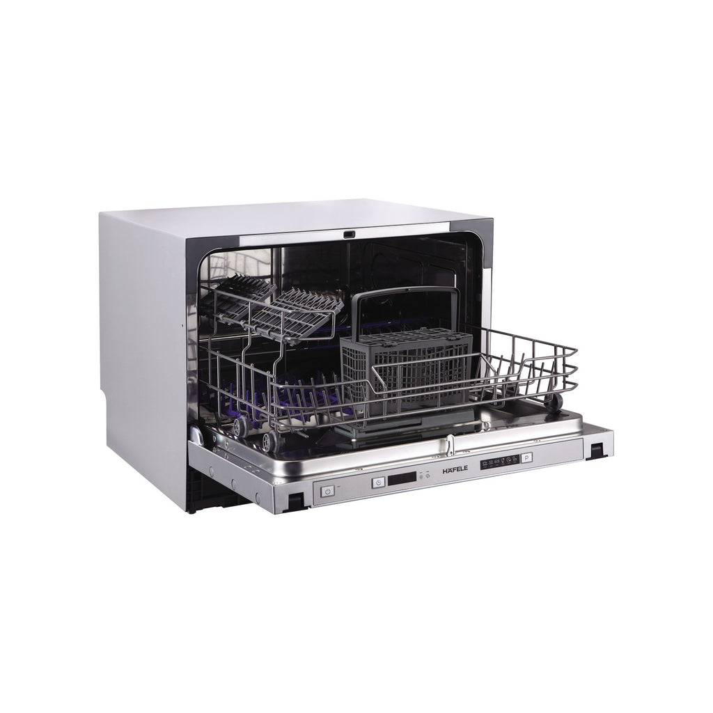 Built in Dishwasher 45cm series 538.21.240 - Häfele Singapore