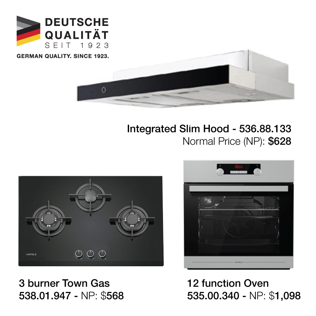 Home Appliance Bundle 02