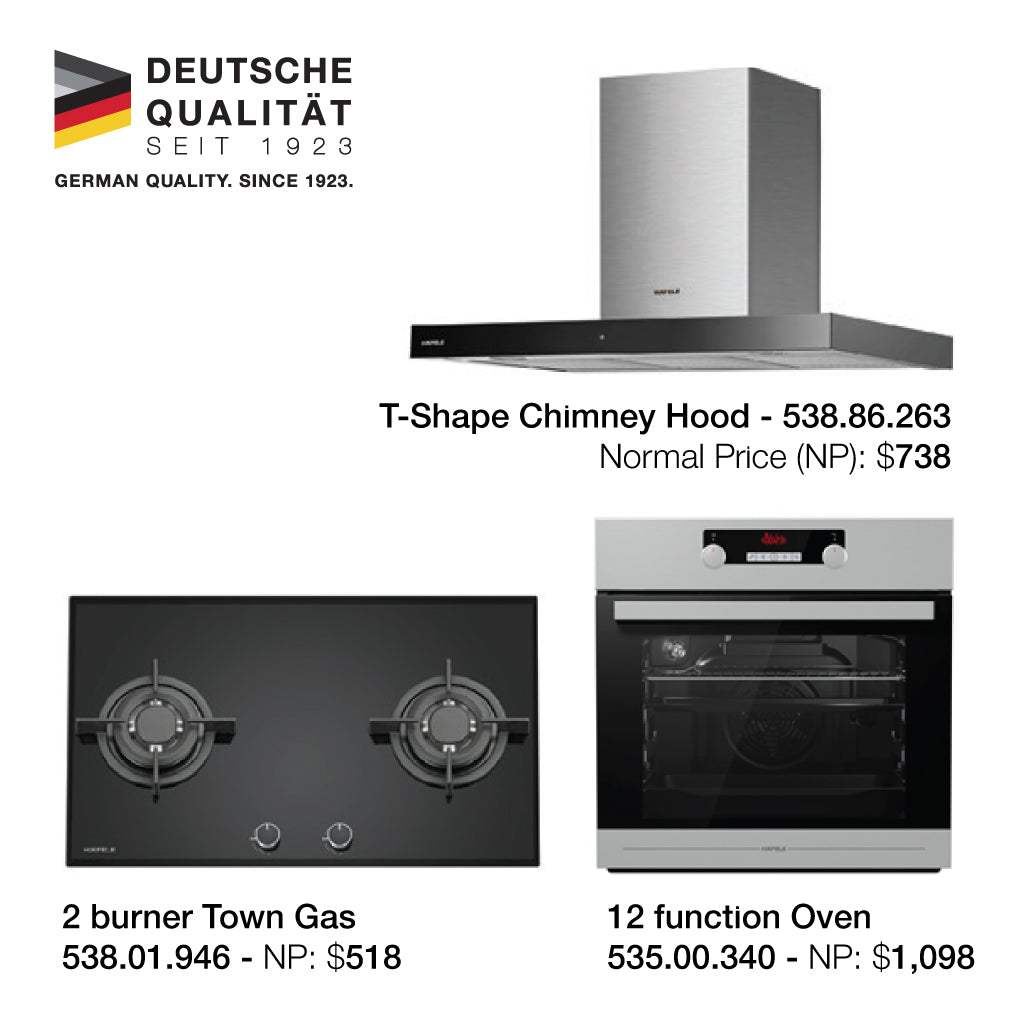 Home Appliance Bundle 03