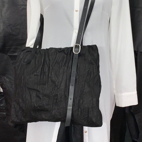 Brazda | Bag Small | Black