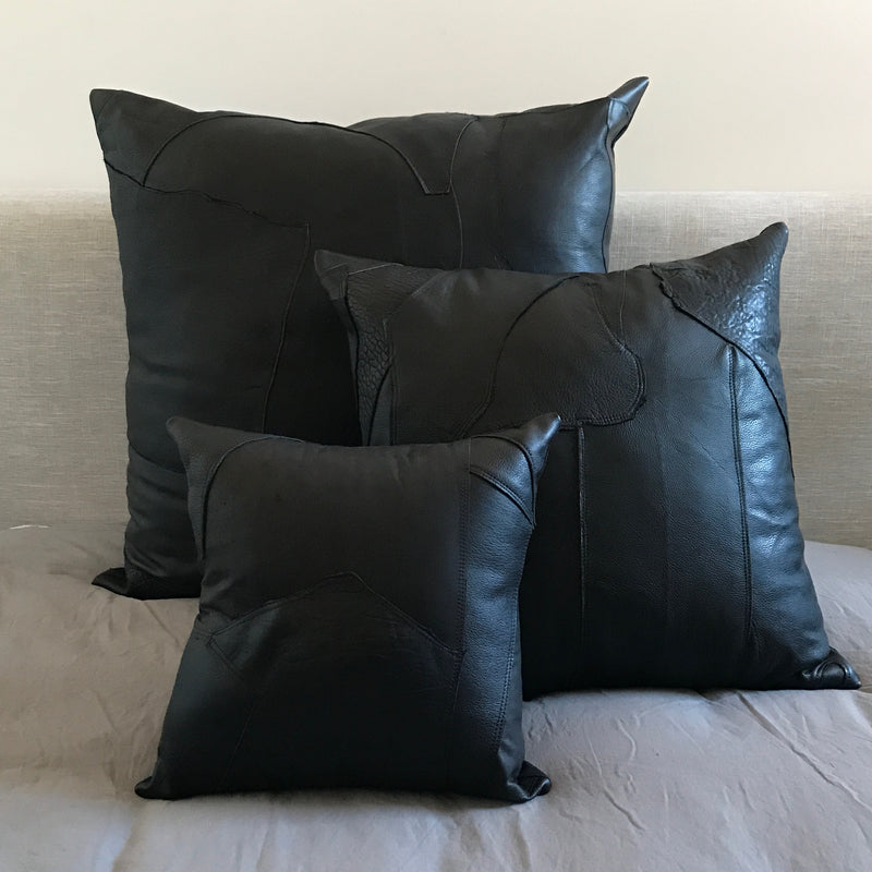 Zero Cushion 40cm | Black-SMENA