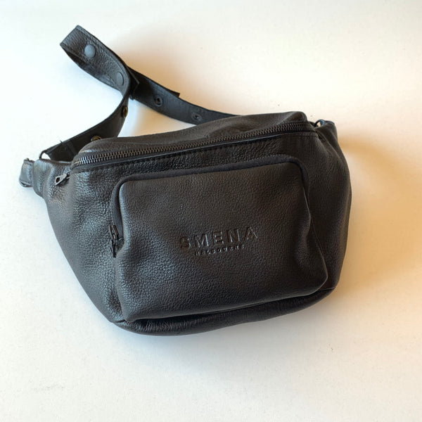 KORZO Utility Cross Body Bag | Black
