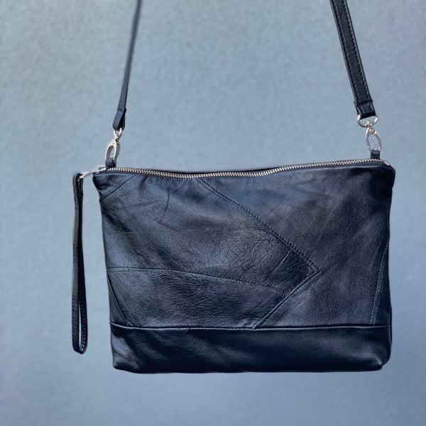 ZERO Clutch Bag | Black