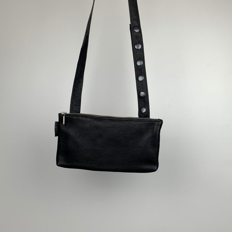 STALNO Mini Side Bag RECTANGLE | Black