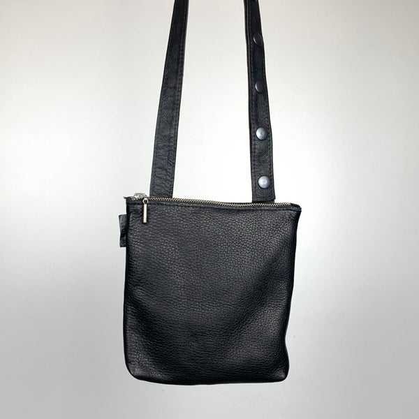 STALNO Mini Side Bag Square | Black