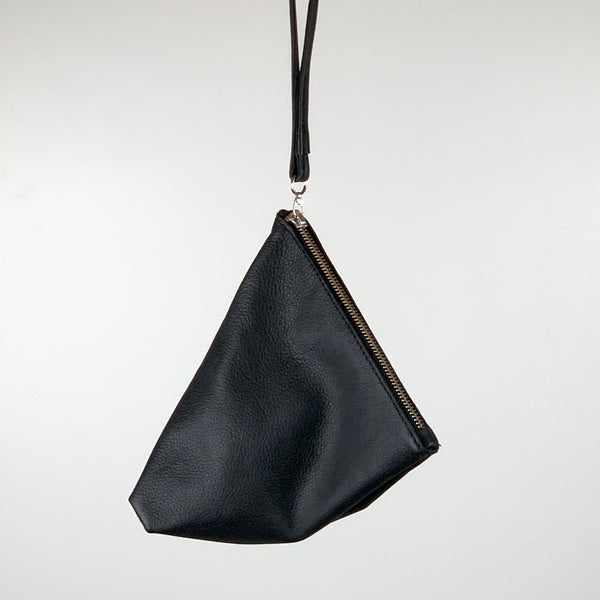 STALNO Triangle Clutch | Black