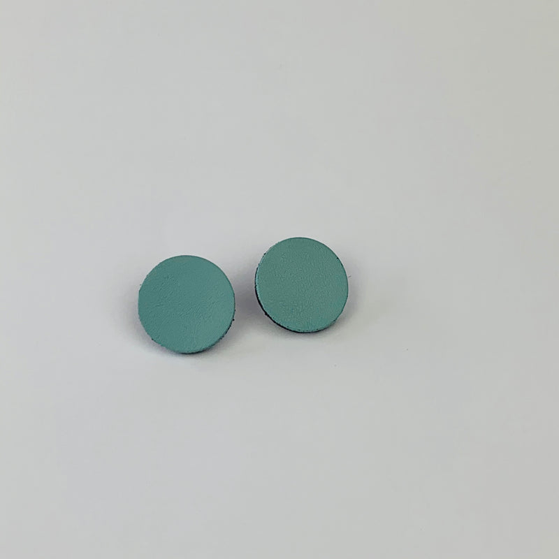 Mini Moon Stud Earrings | Assorted Colours
