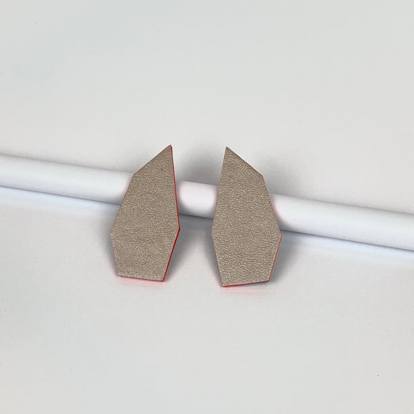 Milina Earrings | Pastel Green