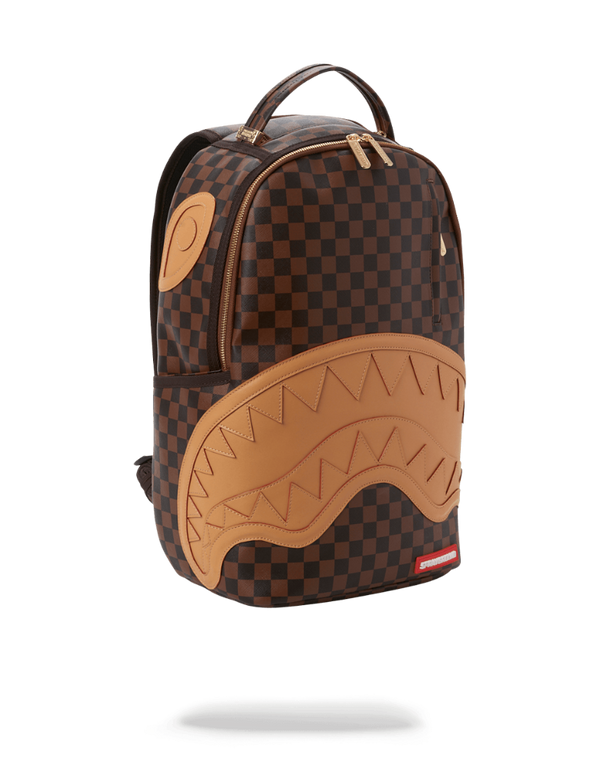 Sprayground Henney Brown Backpack B3092