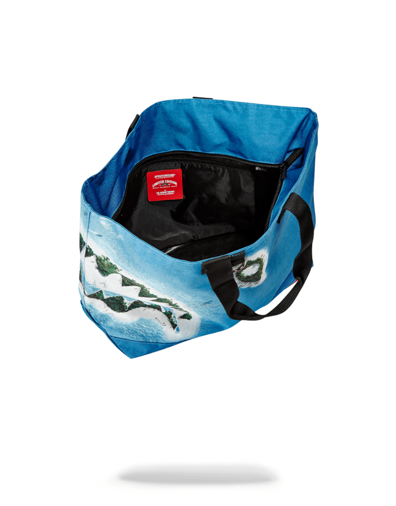 SPRAYGROUND BACKPACK Shark ISLAND TOTE BAG 910T2600NSZ