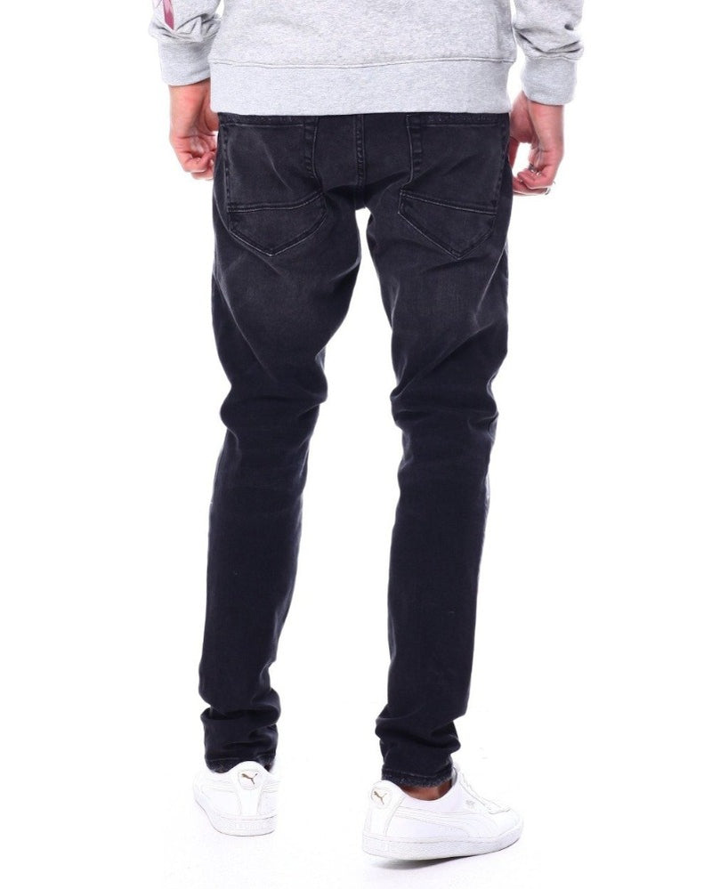 JORDAN CRAIG BLACK SHADOW ROSS FIT MEN Jeans JR1006
