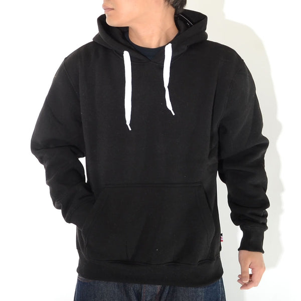 Southpole BLACK MEN PULLOVER HOODIE 19321-1503