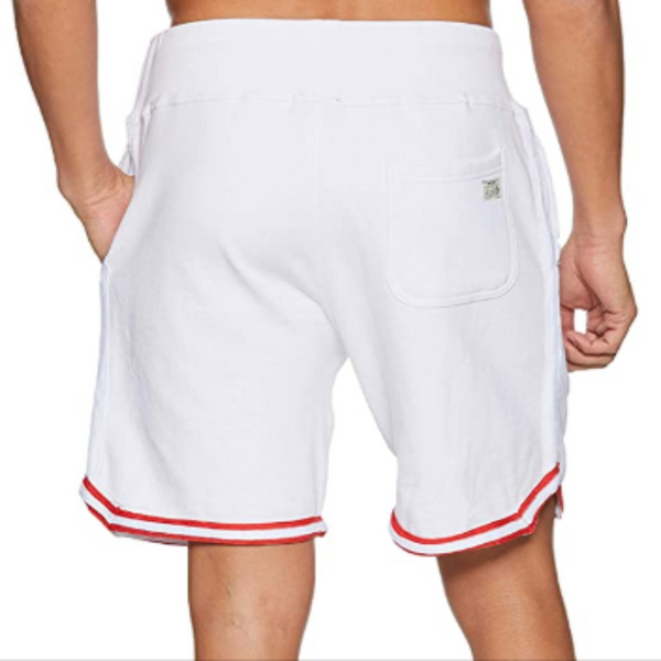 Diesel UMLB-PAN WHITE MEN SHORTS 00ST2A0HASE