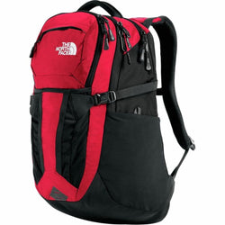 The North Face RECON RED/BLACK BACKPACK NF0A3KV1G2E