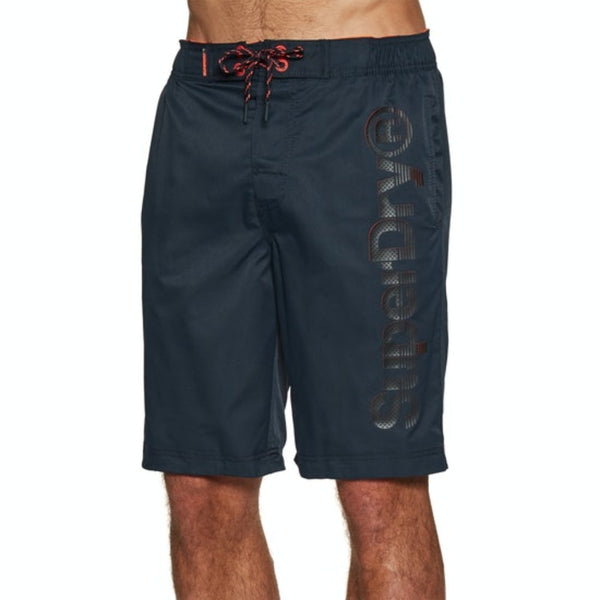 SUPERDRY Swim NAVY MEN BOARDSHORTS  M3010009A