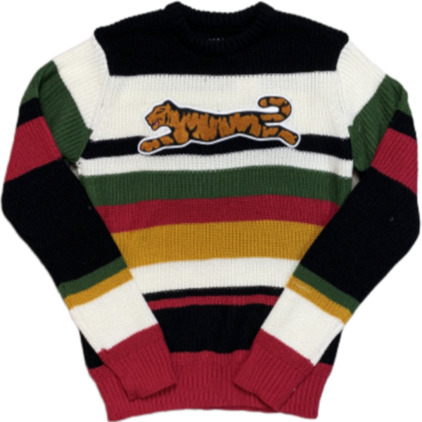 LE TIGRE STRIPE MULTI Men SWEATER LT20-K206