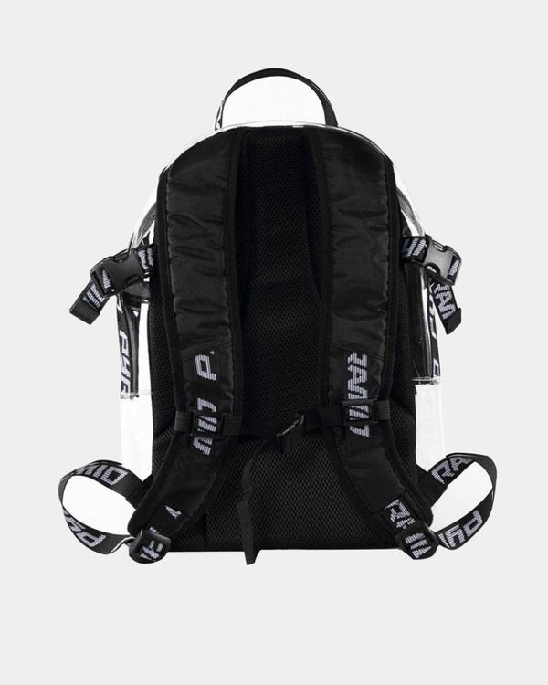 BLACK PYRAMID CLEAR/Black Men BACKPACK Y7162241