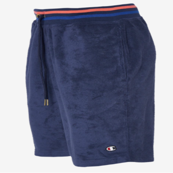 Champion TERRY Navy MEN SHORT 85081