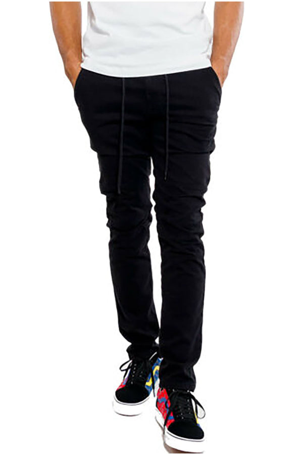 JORDAN CRAIG TWILL BLACK MEN Pants 5627M