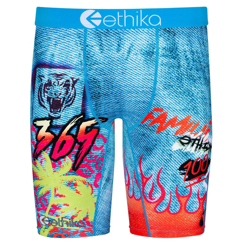 Ethika Do It Yourself Assorted Men Boxer Briefs MLUS1441