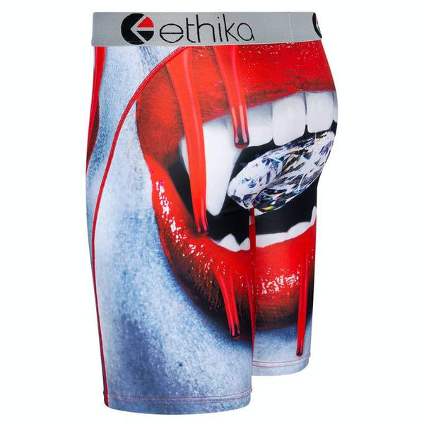 Ethika Red White Men Boxer MLUS1561