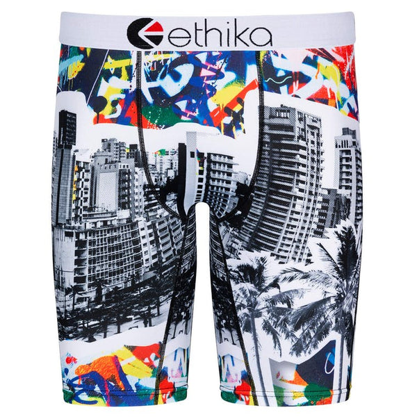 Ethika Tropicans Assorted Men Boxer MLUS1573