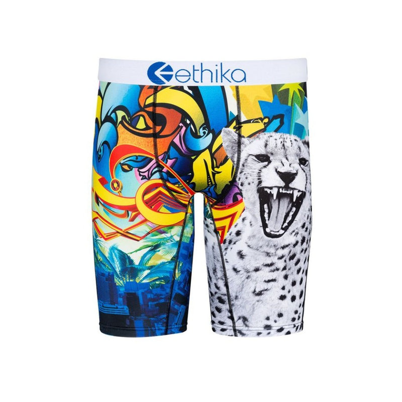 Ethika Concrete Jungle Assorted Men Boxer Sport Underwear MLUS1290