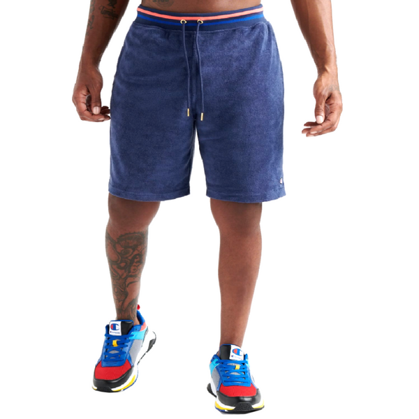 Champion TERRY BLACK MEN SHORT 85081