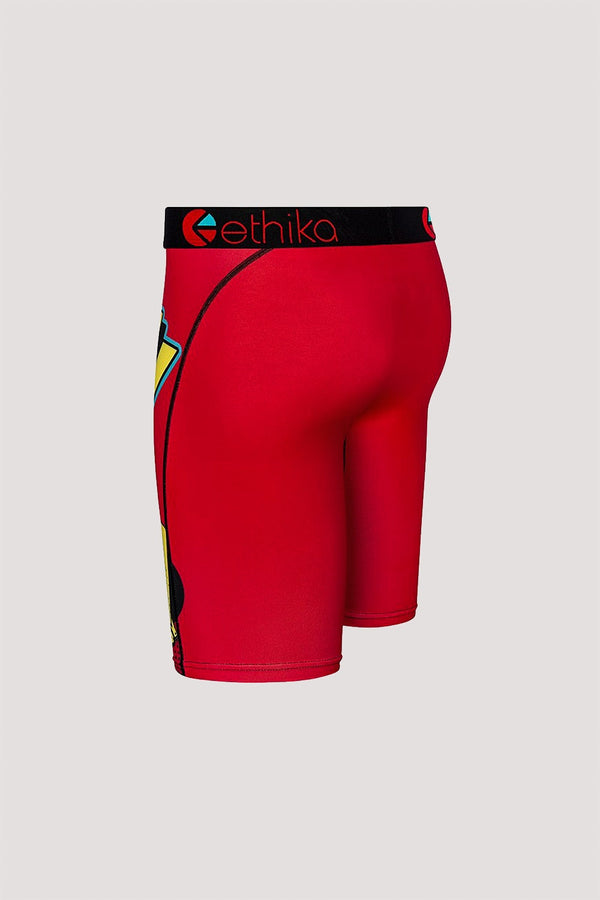 Ethika Zoid Red Yellow Boys Boxer BLST1543