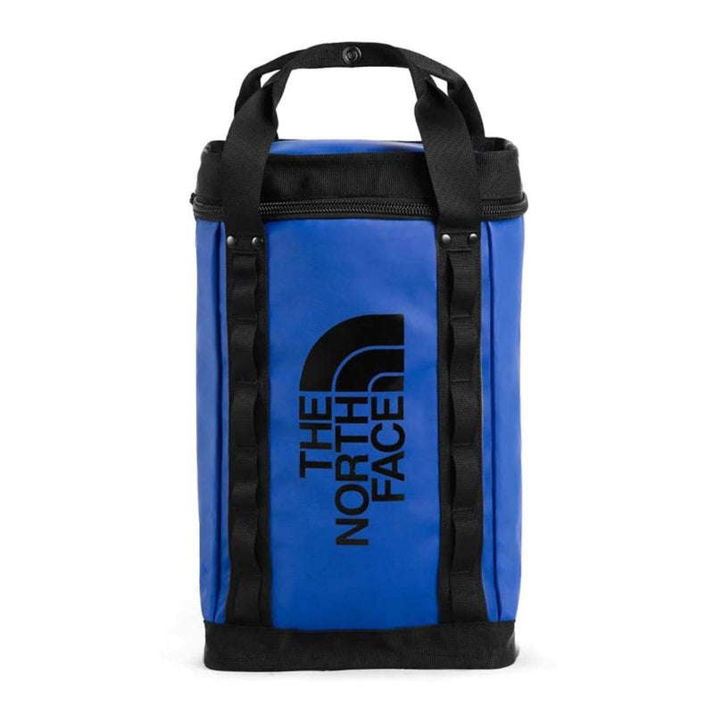 The North Face Explore Fusebox S Blue/Black backpack NF0A3KYVEF1