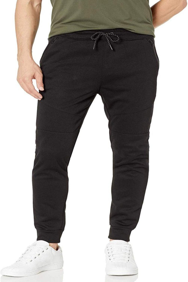 WT02 Black Men TECH FLEECE JOGGERS PANTS 19391-1550