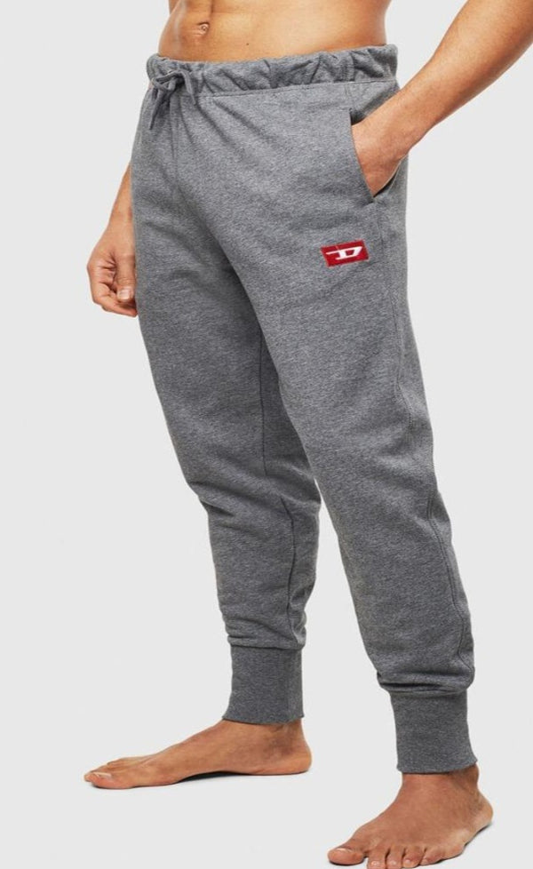 Diesel UMLB-PETER GREY MEN SWEATPANTS 00ST1N0HACX