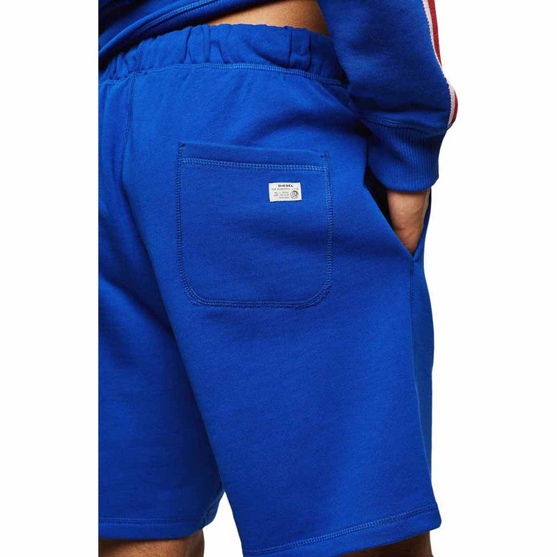 DIESEL BMOWT-PAN BLUE WEB Men Shorts 00S0ES0BAWR