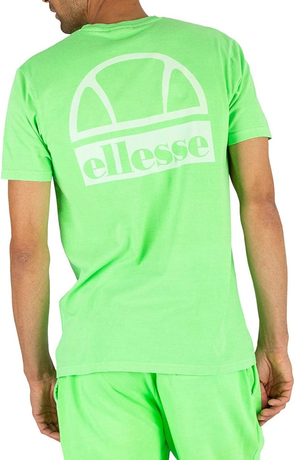 Ellesse Cuba Neon Green Men's T-Shirt SHB06831
