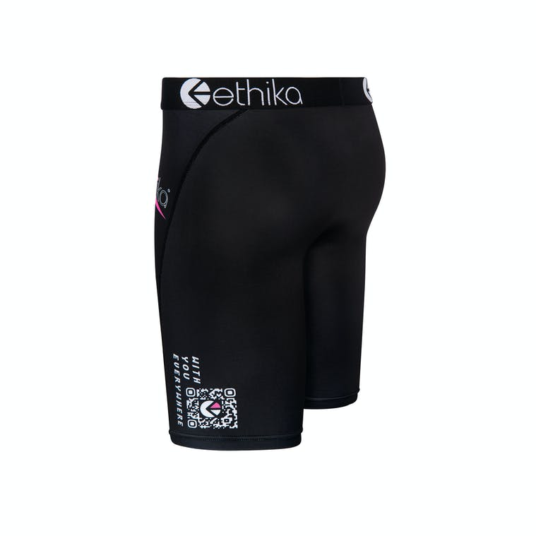 Ethika Game Black White Boys Boxer BLST1575