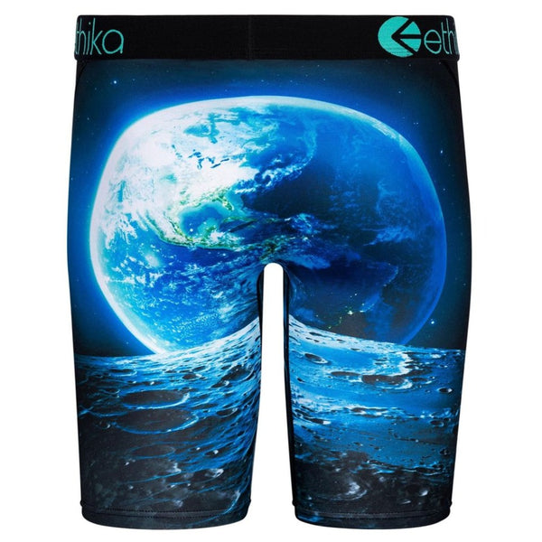 Ethika Space Dunks Black/Blue Men Boxer Sport Underwear MLUS1444