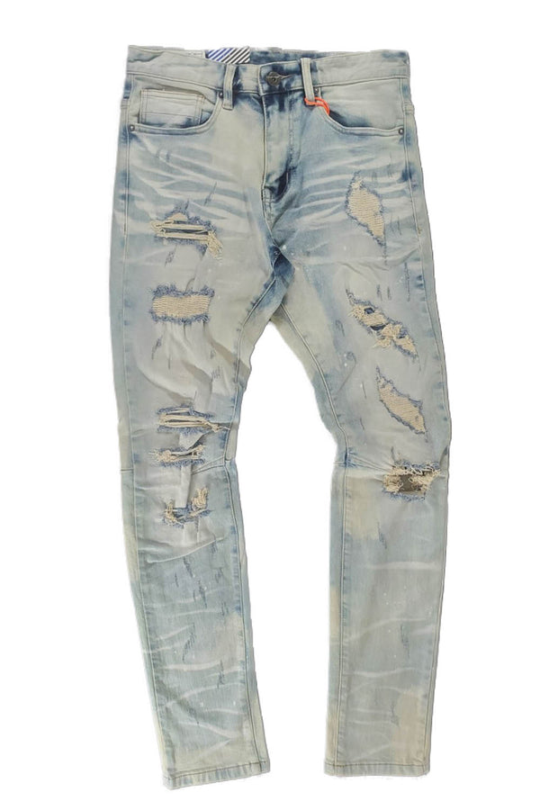 SMOKE RISE EDISBL MEN JEANS Denim SUPER STRETCH JP20227