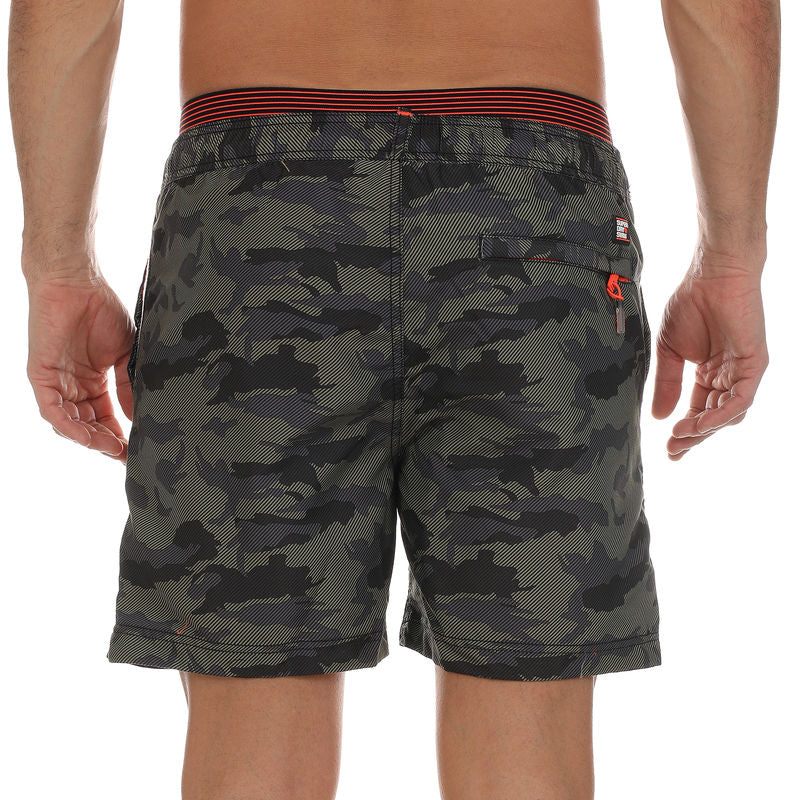 Superdry volley camo men swim short M3010010A