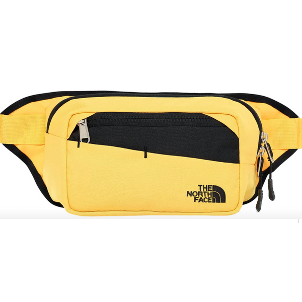 The North Face BOZER HIP PACK 2 YELLOW/BLACK UNISEX WAIST PACK/FANNY PACK NF0A2UCXLR0