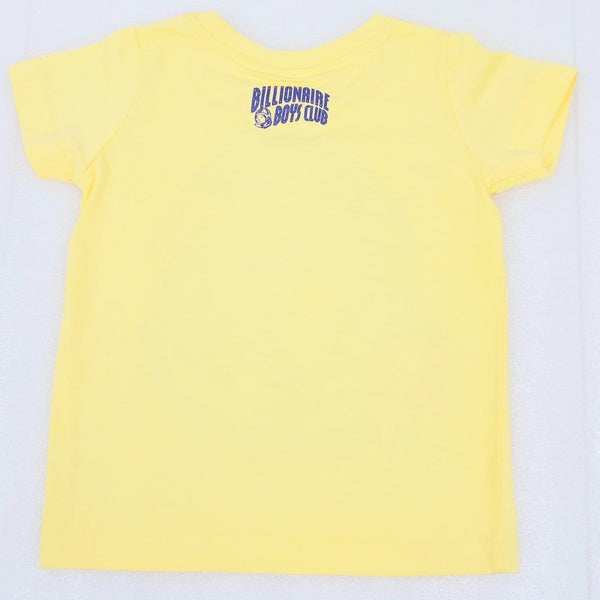 BILLIONAIRE BOYS CLUB BBC Lemon Meringue KIDS T-SHIRT 803-1200