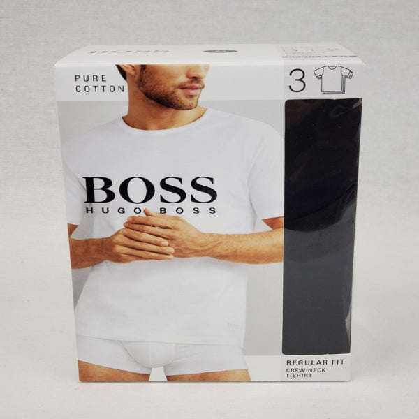 Hugo Boss BLACK 3PACK MEN CREW NECK T-SHIRTS 50325385