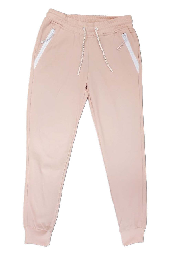 Southpole Tech Fleece Lt Pink Women Sweatpants 18323-1519