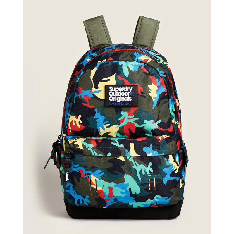 superdry Montana  Camouflage Backpack M91004JT