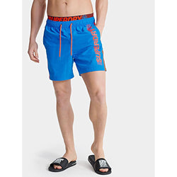 SUPERDRY Swim BLUE MEN SHORTS  M3010010A