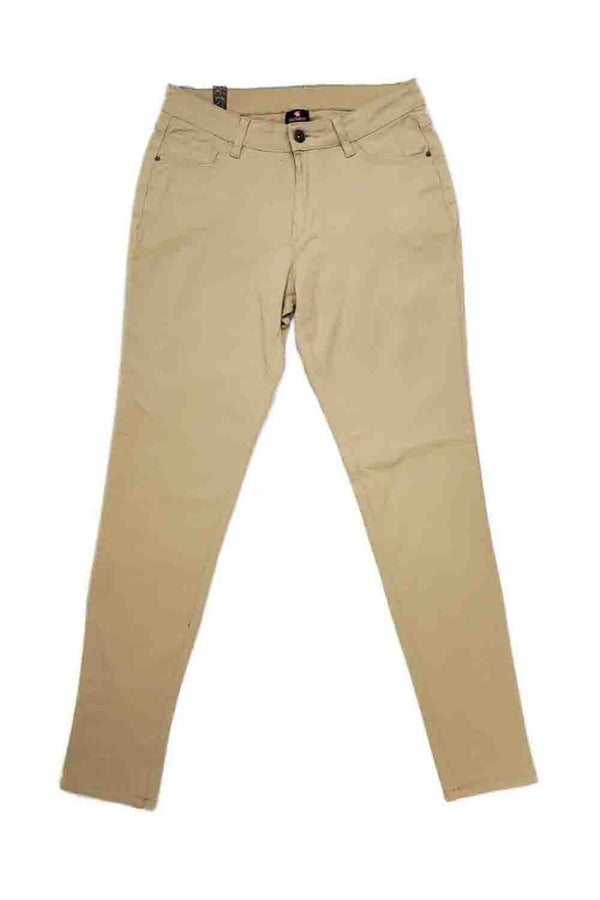 SouthpoleLIGHT KHAKI WOMEN PANTS 19323-3390