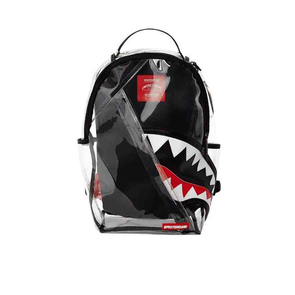 SPRAYGROUND ANGLED 20/20 Vision SHARK BACKPACK 910B2608NSZ